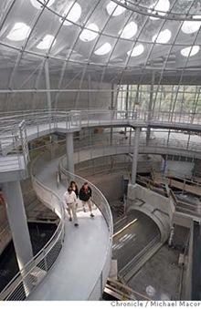 Academy of Sciences_Renzo Piano_Image 04