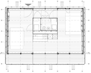 Darmstadt House Plan