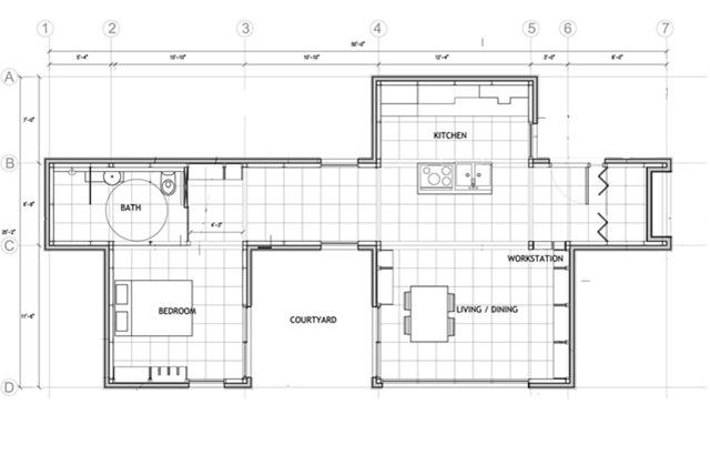 Blog ZigerSnead Architects – Cmu Housing Floor Plans
