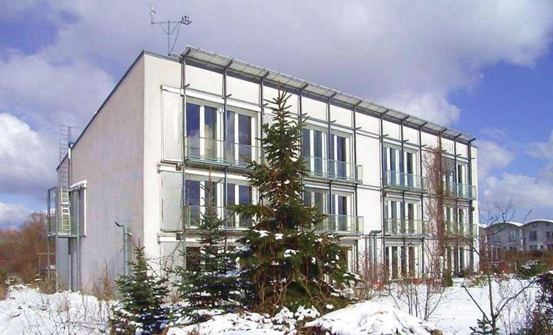 Blog ziger snead architects - Passive houses in germany energy and financial efficiency ...