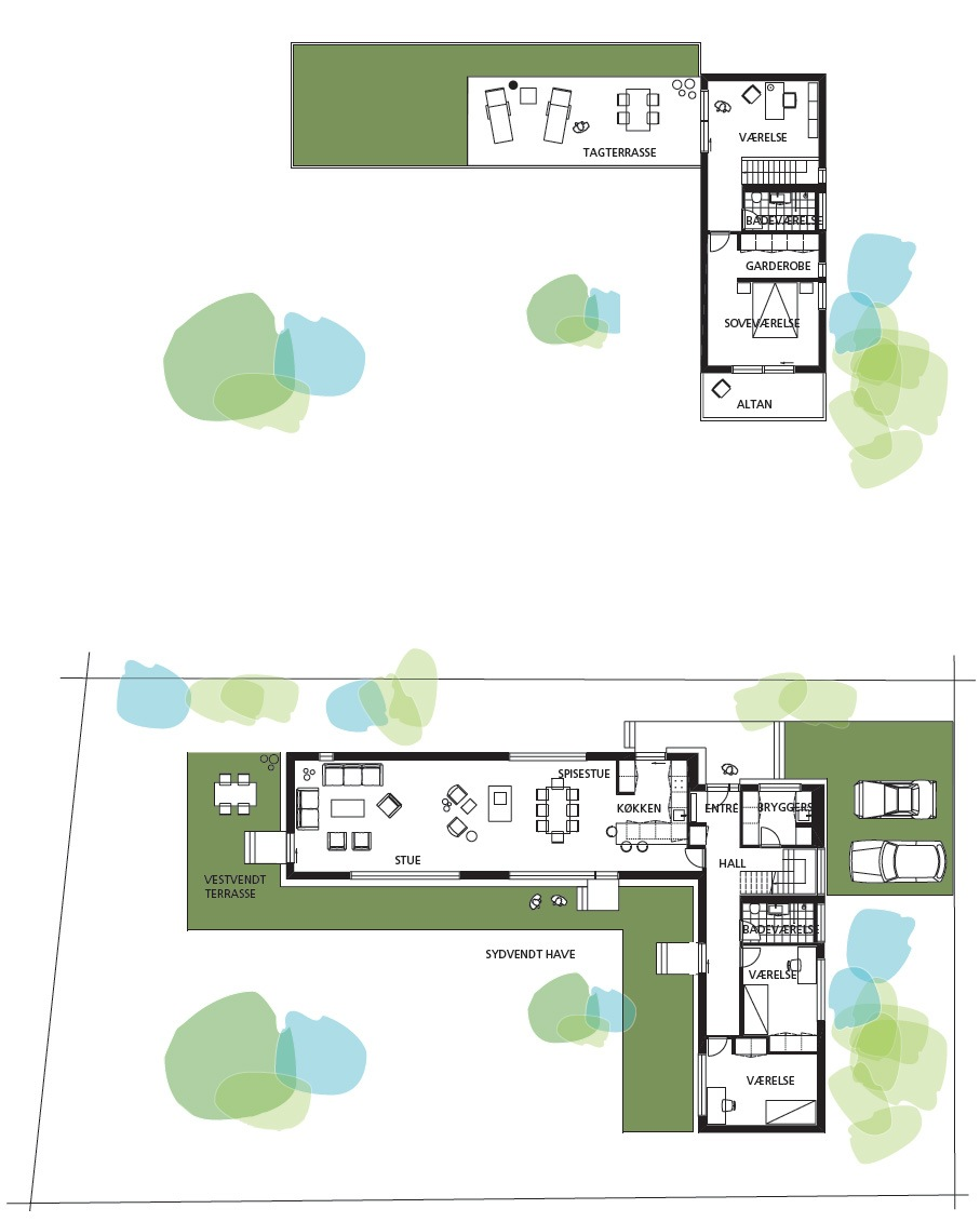 Blog ziger snead architects - Some smart home design plans ...