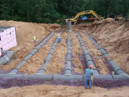aldo leopold center earth tubes
