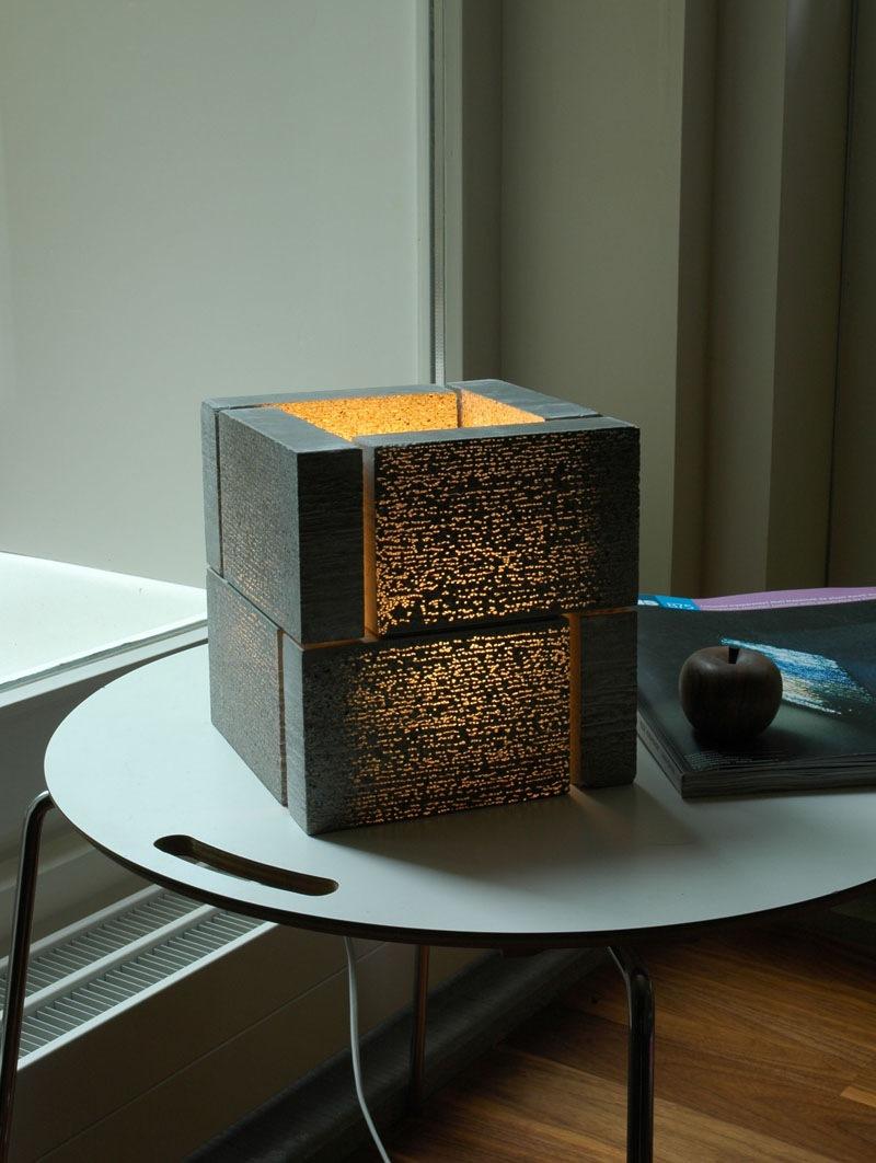Light Transmitting Concrete Blog A Ziger Snead Architects