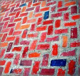 Blobwall_Brick_Flickr Image by bluecinderella