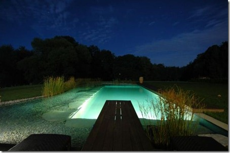 Night Pool Image by ClearWaterRevival