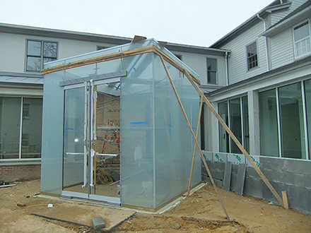 Structural Glass Construction