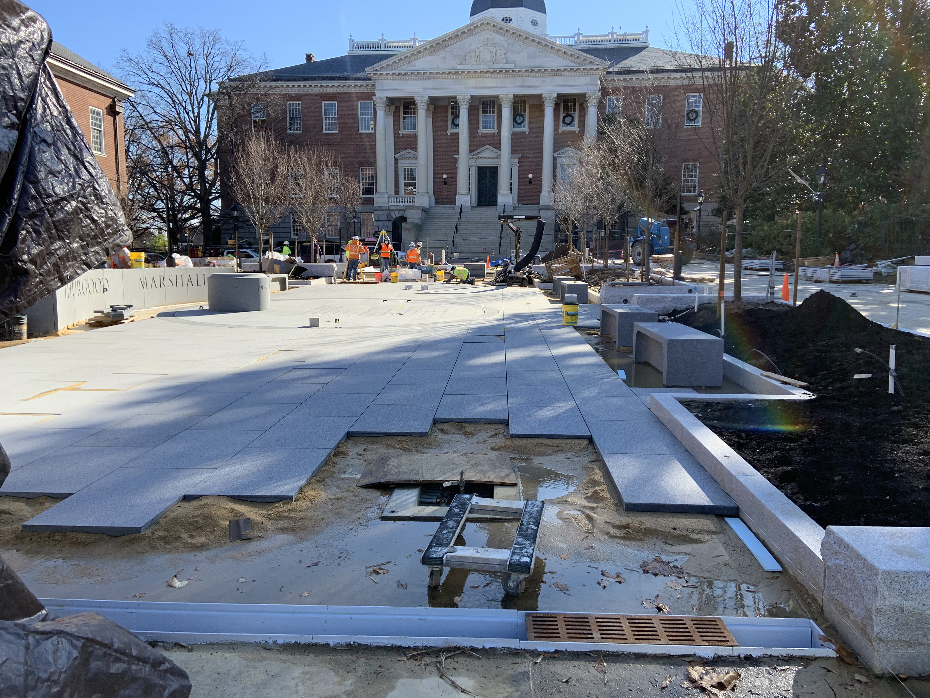 Lawyer's Mall Install