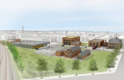 Ziger/Snead Project, Baltimore Food Hub, Receives State Sustainable Communities Tax Credits