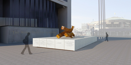 Baltimore Sun: Design unveiled for 9/11 Memorial of Maryland