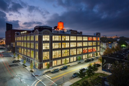 Ziger/Snead Architects, Baltimore Design School Receive Award for Excellence in Design