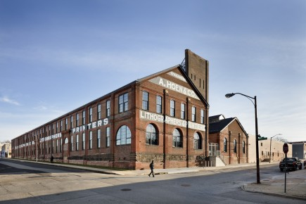 -Hoen & Co. Lithograph Center for Neighborhood Innovation Redevelopment