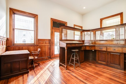 -Uniontown Bank Residence