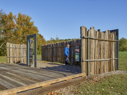 -Jefferson Patterson Park RITES Trail Exhibits & Playground