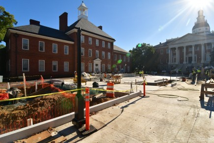 Construction-Lawyers Mall Reconstruction