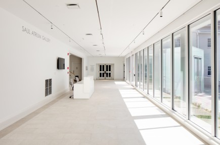 -Academy Art Museum Renovation & Courtyard Entrance