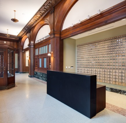 -Annapolis Post Office Adaptive Re-Use