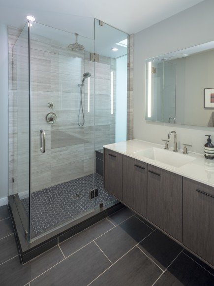 Bathroom Renovation-Small Residential Projects