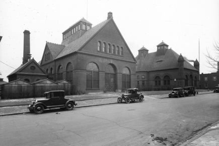 Historic-Baltimore Pumphouse