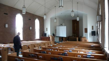 Chapel Before-Second Presbyterian Church