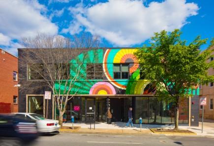 -Robert W. Deutsch Foundation Building - 2519 N. Charles St. Redevelopment