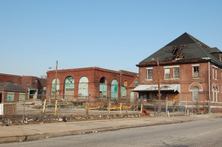 Before-Baltimore Pumphouse