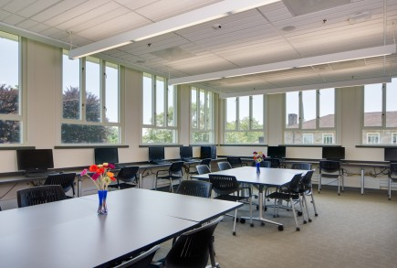 -Academic Center at Julia Rogers, Goucher College