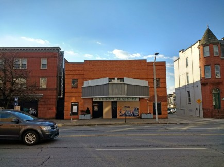 Before Renovation-The Voxel - Adaptive Reuse of the Autograph Playhouse