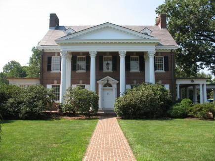 -University of Delaware President's House