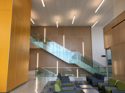 -Montgomery College Student Affairs and Science Building