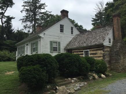 Existing Plantation House-Josiah Henson Park Visitor Center & Museum