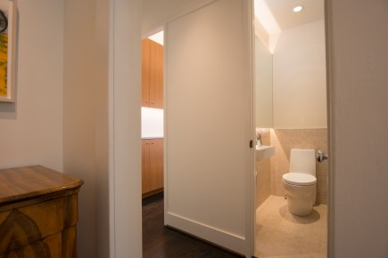 Roland Park Half Bath and Bar-Small Residential Projects