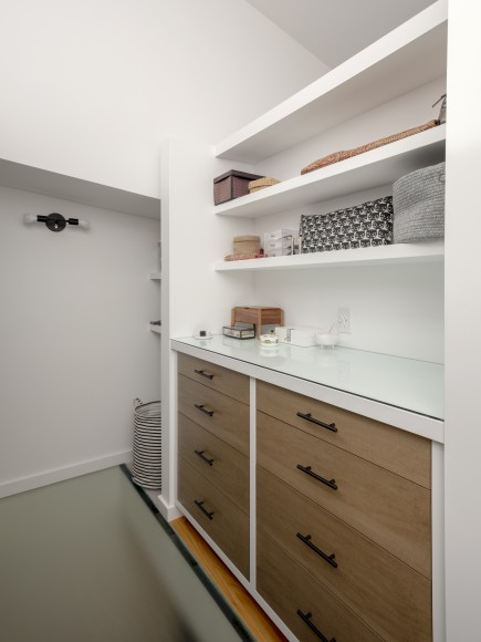 Master Closet Renovation-Small Residential Projects