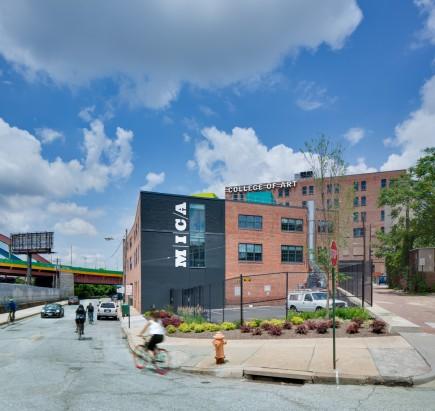 -Maryland Institute College of Art Fred Lazarus IV Center Annex & Bridge Connector