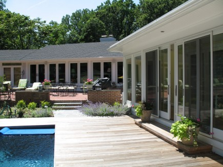 Pool Deck and Addition-Small Residential Projects