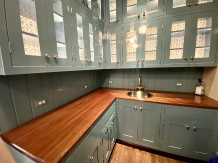 Renovated Kitchen Pantry-Small Residential Projects