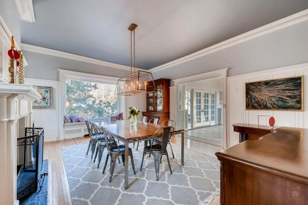 Roland Park Dining-Small Residential Projects