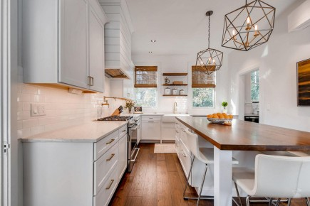 Roland Park Kitchen-Small Residential Projects