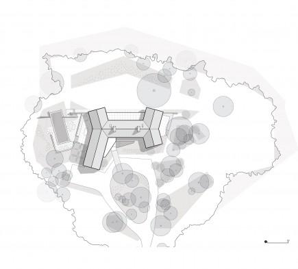 Site Plan-Slate House