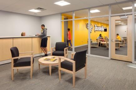 -Towson Center Renovation, Towson University