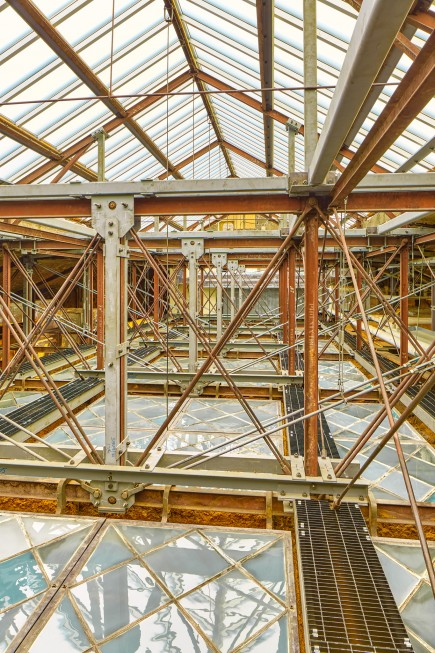 -The George Peabody Library Skylight Restoration