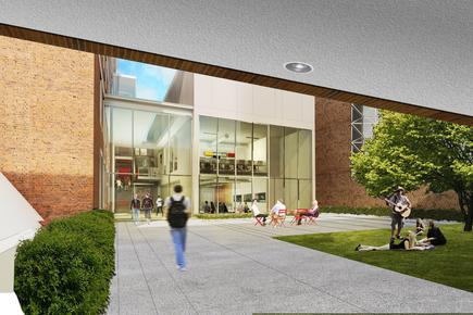 -University of Rochester New Media Arts & Innovation Center