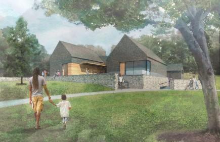 New Visitor Center-Josiah Henson Park Visitor Center & Museum