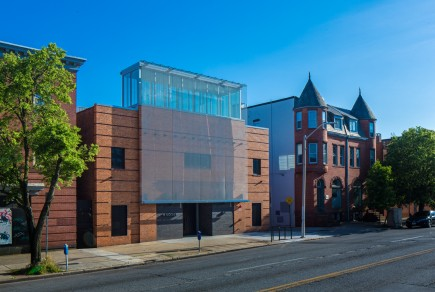 -The Voxel - Adaptive Reuse of the Autograph Playhouse