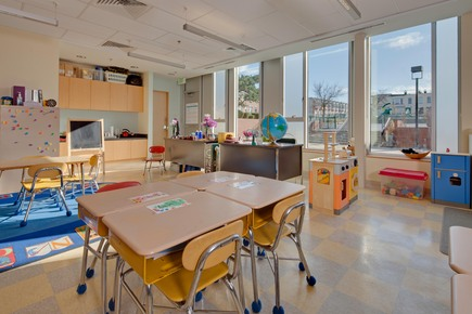 -Hampstead Hill Academy Early Learning Center Addition