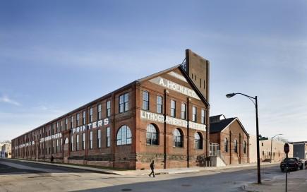 Hoen & Co. Lithograph Center for Neighborhood…»