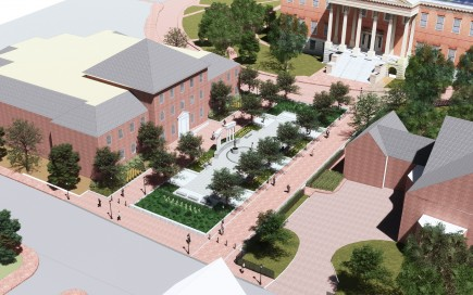 Lawyers Mall Reconstruction»
