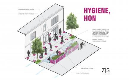 Hygiene, Hon - Design for Distancing»