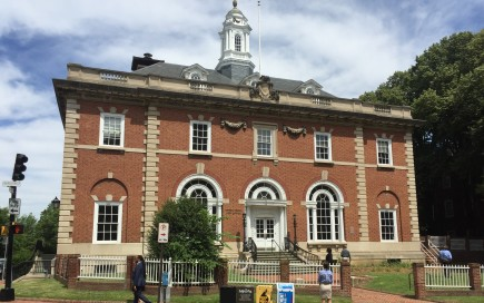 Annapolis Post Office Adaptive Re-Use»