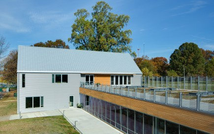 The Center for Parks & People at Auchentoroly… »